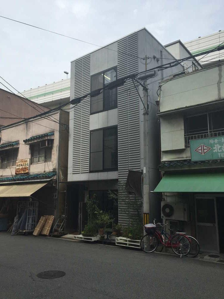 大阪市中央区オフィスビル取得のお知らせ