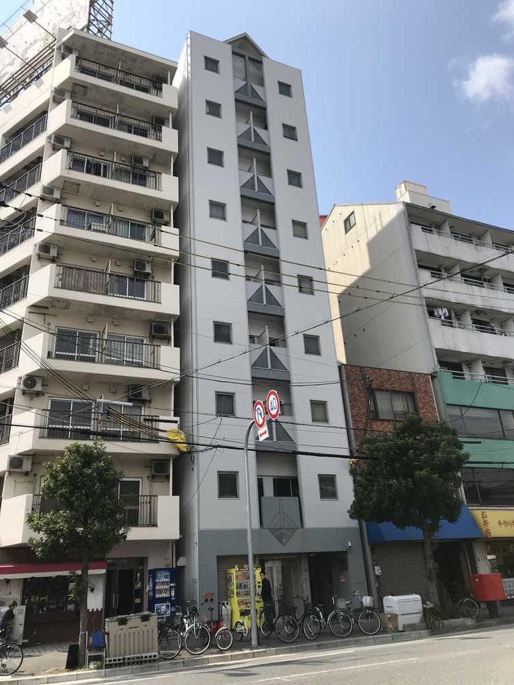 大阪市西区一棟マンション取得のお知らせ