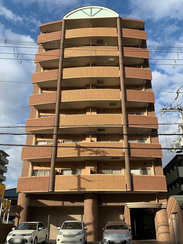 東大阪市鴻池町二丁目一棟マンション取得のお知らせ